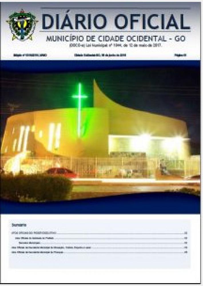 Edição Semanal nº 018, 08/06/18